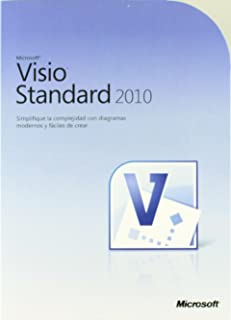 Visio Standard 2010 Spanish Edition [Old Version]
