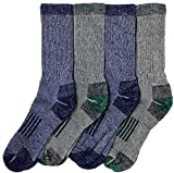 Best Kirkland Signature Socks - Kirkland Signature Mens Outdoor Trail Socks Merino Wool(Medium) Review