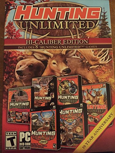 Hunting Unlimited Hi-caliber Edition