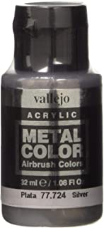 Vallejo Silver Metal Color 32ml Paint