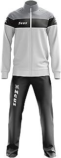 Zeus Tuta Lybra Corsa Running jogging Allenamento Relax Calcio Calcetto Sport