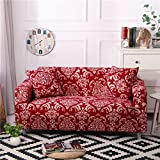 WXQY Funda de sofá elástica Flexible para salón, Funda de sofá Universal,...