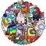 Yisscen Aufkleber Pack, 50 Stück Wasserdicht Vinyl Stickers, Sticker, für Party Aufkleber Auto Graffiti Aufkleber Motorrad Wasserflasche DIY Party liefert Abziehbilder