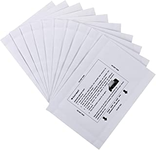 Bonsaii 15-Pack Paper Shredder Sharpening & Lubricant Sheets
