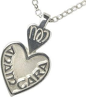 Irish Sterling Silver Mo ANAM Cara Pendant Necklace