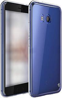 كفر أتش تي سي يو 11 HTC U11 , سيليكون شفاف