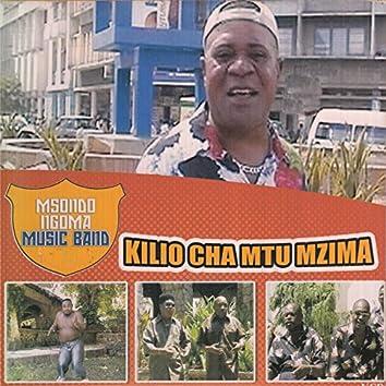 Kilio Cha Mtu Mzima