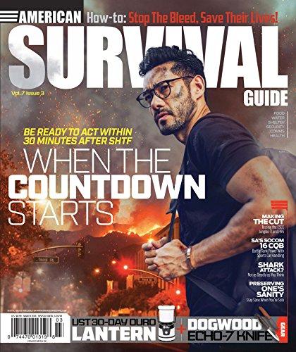 American Survival Guide: March 2018 (English Edition)