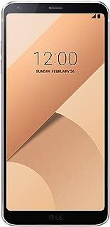 LG G6 Plus Dual SIM - 128GB, 4GB RAM, 4G LTE, Terra Gold (H870DSU)
