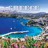Greece Calendar 2021: 16 Month Calendar