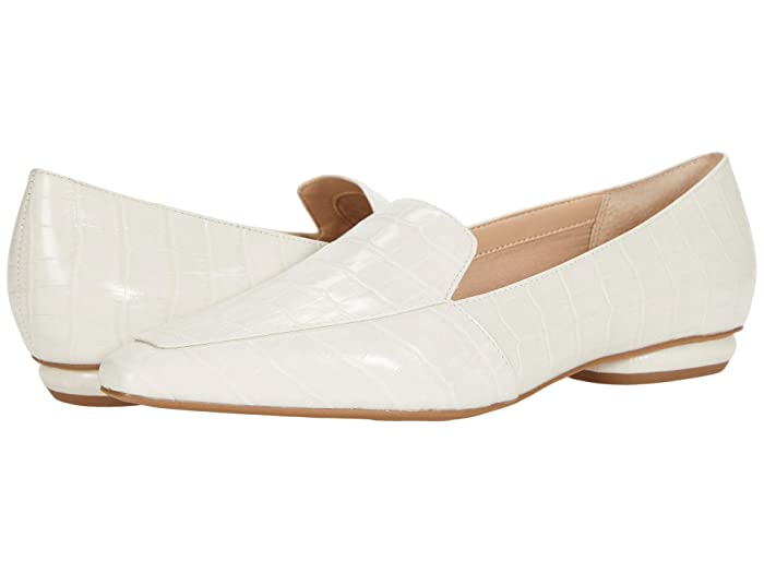 Retro Vintage Flats and Low Heel Shoes Franco Sarto Balica by SARTO Putty Womens Shoes $98.95 AT vintagedancer.com
