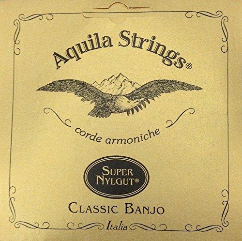 Aquila AQ B NN 7B New Nylgut Minstrel Banjo Set (5-String)