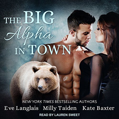 The Big Alpha in Town audiobook cover art