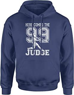 Here Comes The Judge 99 Unisex Adult Hoodie