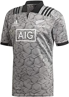lowest price d669a 799ba adidas Maillot Rugby All Blacks Entrainement Adulte 2018
