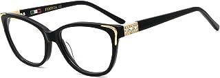 Women eyewear vogue design non prescription frames with rhinestone three color for choice
