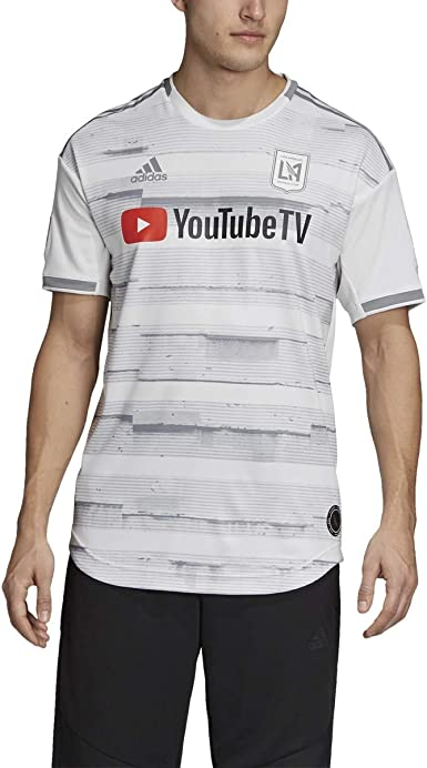 adidas 2019/2020 LAFC Los Angeles FC Away Authentic Jersey