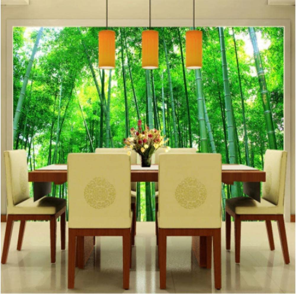 Mural Wallpaper Luxury goods Bamboo Forest Deca Landscape Removable Art Al sold out.