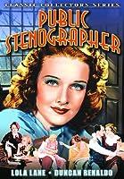 PUBLIC STENOGRAPHER (1934)