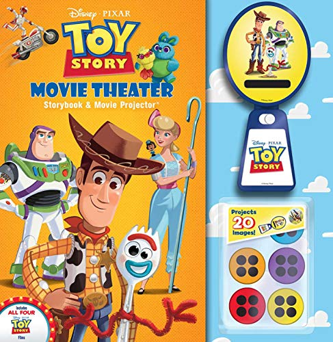 Disney/Pixar Toy Story Movie Theater (Movie Theater Storybook)