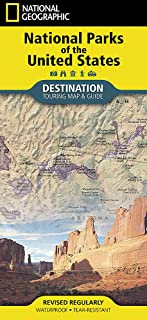 Best map of state and national parks Reviews