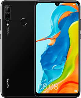 "HUAWEI P30 Lite New Edition 15,6 cm (6.15"") 6 GB 256 GB Ranura híbrida Dual SIM Negro 3340 mAh P30 Lite New Edition, 15,6 cm (6.15""), 6 GB, 256 GB, 48 MP, Android 9.0, Negro"