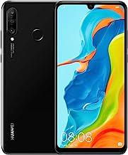 HUAWEI P30 Lite New Edition Marie-L21BX Dual-SIM 256GB (GSM Only | No CDMA) Factory Unlocked 4G/LTE Smartphone (Midnight B...