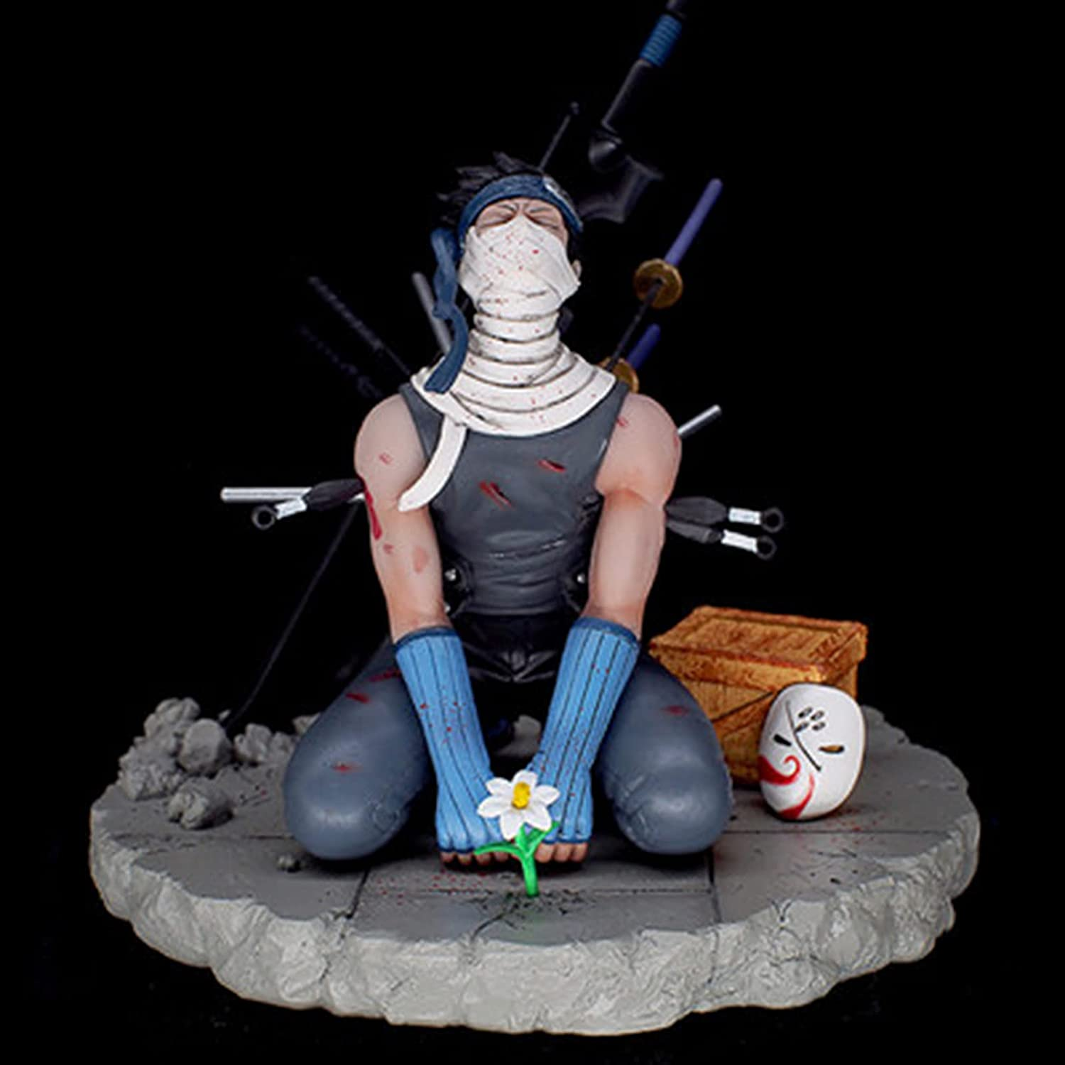 Naruto Action Doll Role Playing Tampa Mall Game Spring new work Character Model Anime