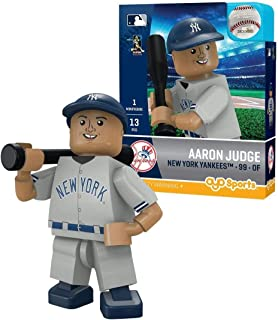 Oyo Sportstoys MLB New York Yankees Sports Fan Bobble Head Toy Figures, Navy Blue/White, One Size