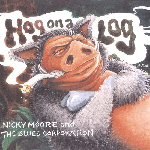 Nicky Moore and the Blues Corporation