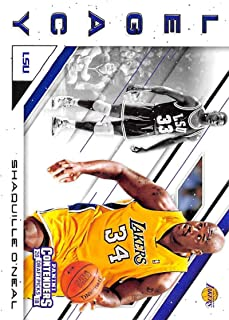 c81bb221a48 2018-19 Panini Contenders Draft Picks Legacy #29 Shaquille O'Neal LSU Tigers