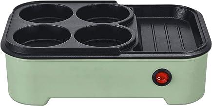 Yongqin Elektrische multifunctionele kookmachine voor elektrische grill, draagbaar thuis, mini-steakoker, voor thuis, ontb...