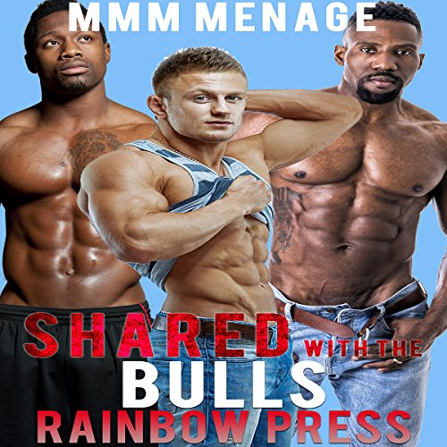 Shared with the Bulls audiobook cover art