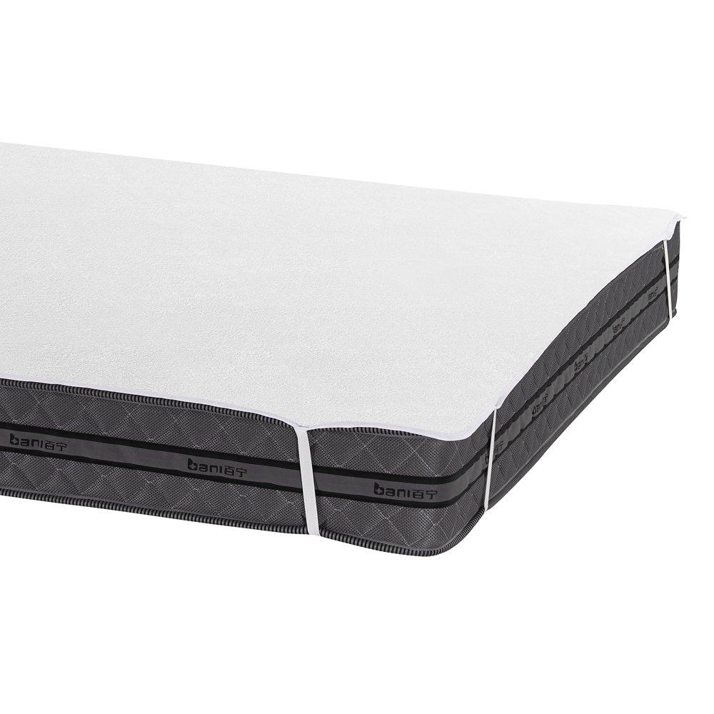 Bedecor Protector de colchón,100% algodón Impermeable,Transpirable 90 x 190/200 cm: Amazon.es: Hogar