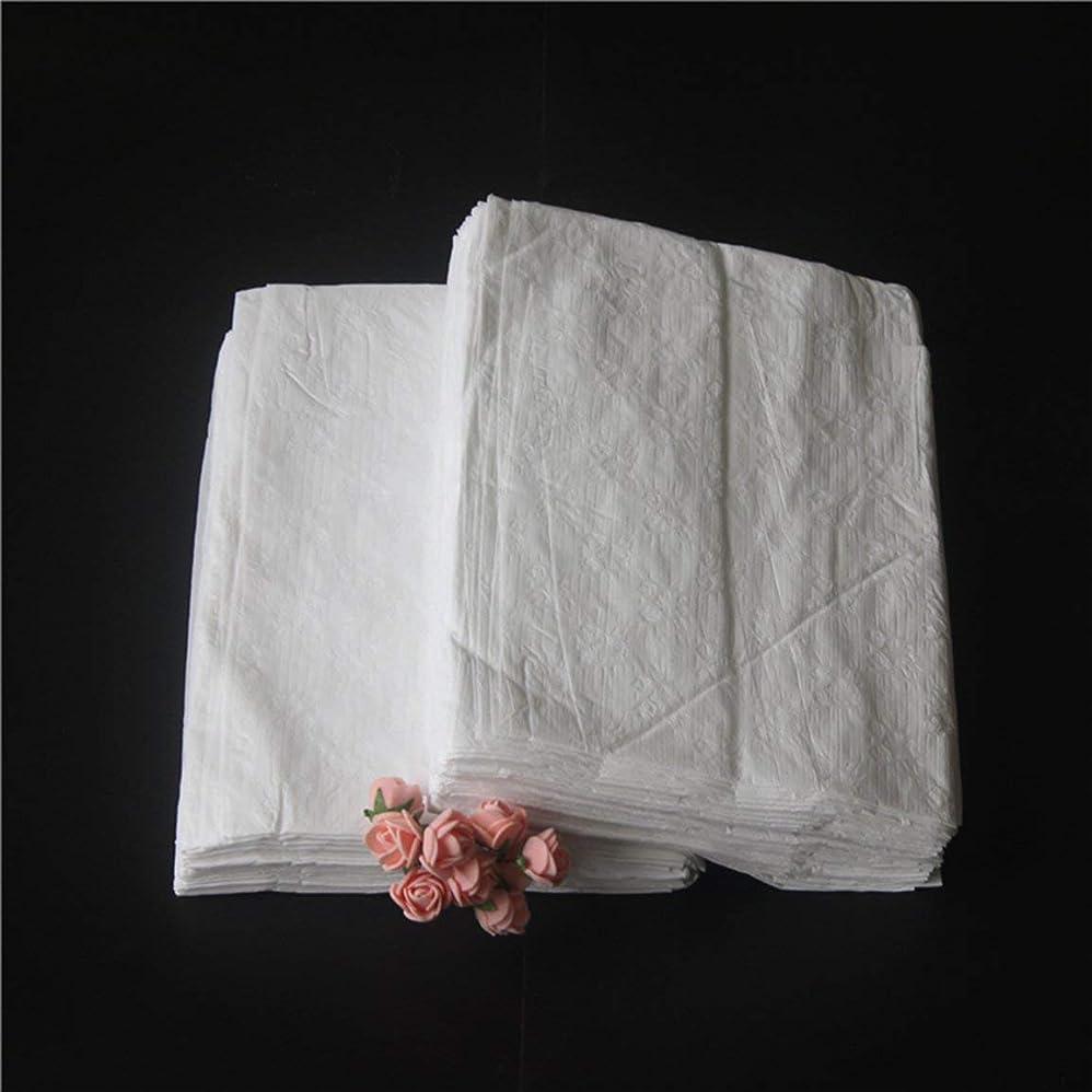 豚泣き叫ぶ機会旅行スパのマッサージの処置のための10pcs防水使い捨て可能なシーツ - 白