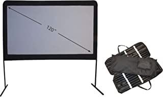 Camp Chef Portable Projector Screen 600Dx600D