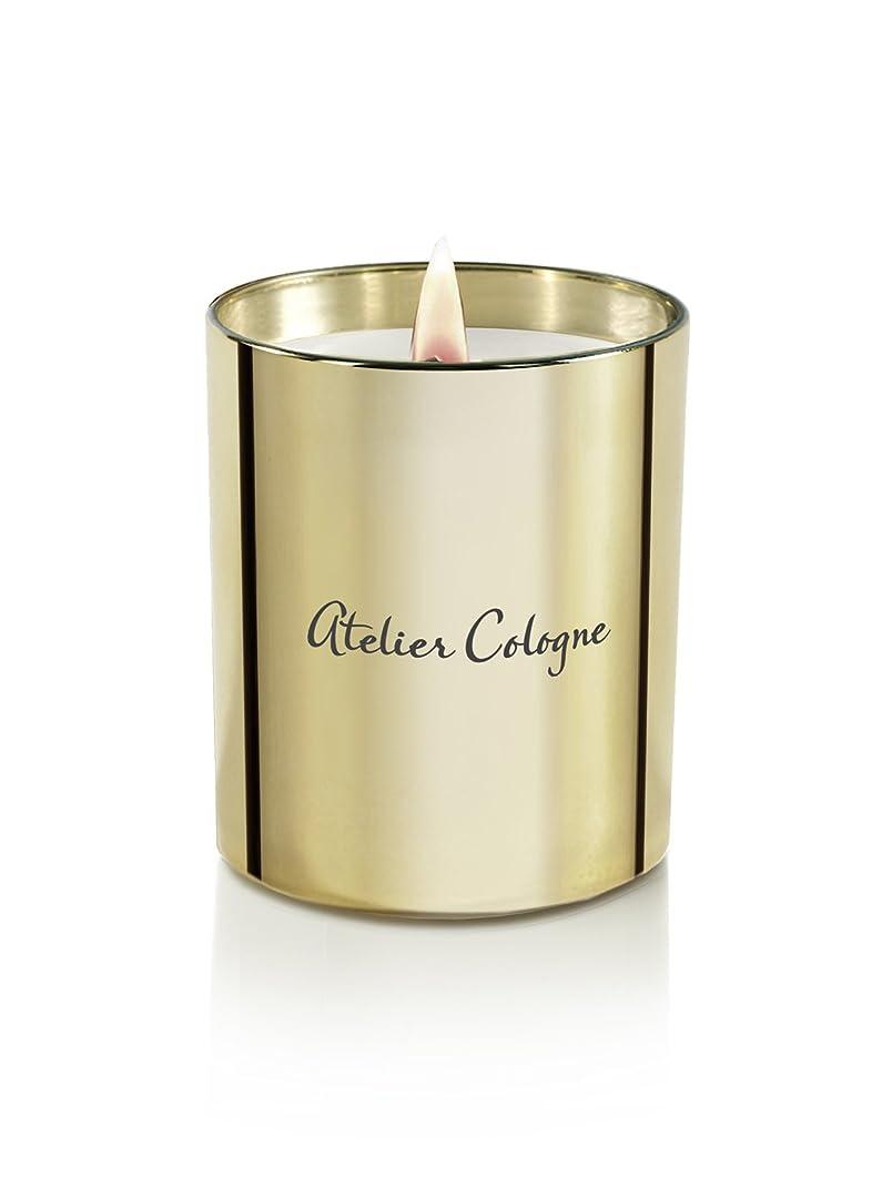 社会科硬さ気がついてアトリエコロン Bougie Candle - Gold Leather 190g/6.7oz並行輸入品