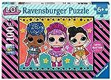 Ravensburger - Puzzle L.O.L. Glitter , 100 piezas XXL (12881)