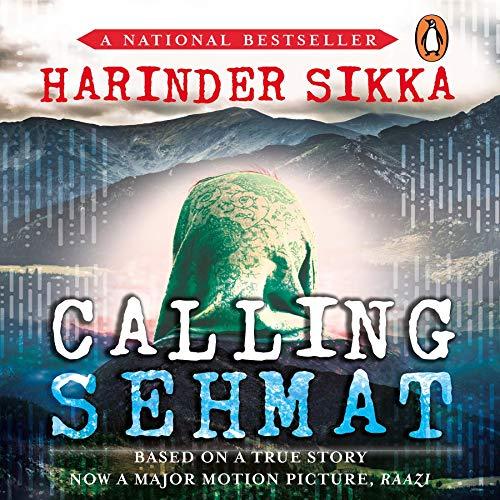 Calling Sehmat audiobook cover art