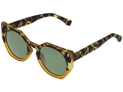Matt & Nat Mule (Leopard/Mustard) Fashion Sunglasses