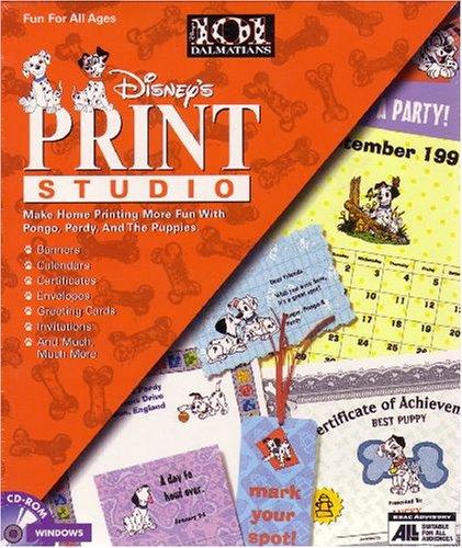 Price comparison product image 101 Dalmatians Print