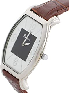 Charisma Casual Watch for MenLeather B and, Analog, C4919