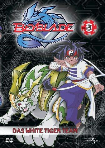 Beyblade 3 - Das White Tiger Team
