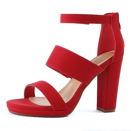 ae9517b392009 Platform Wedding Heels: Amazon.com