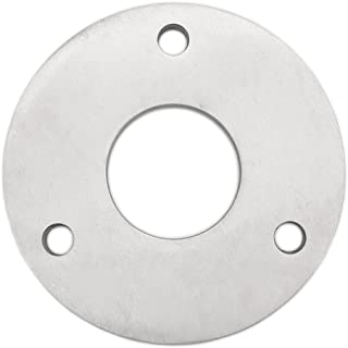 Stainless Steel 316 Grade Base Flange Plate for 1-5/8