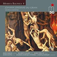Du Grain: Sacred Cantatas