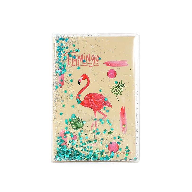 Xionghaizi ギフトノートブックとペンセットギフトボックス、ノートブックセット、ホリデーギフト、クリエイティブスパンコールQuicksandカラーページ図、メモ帳、着色ページ日記、 高品質の製品 5 (Style : A)