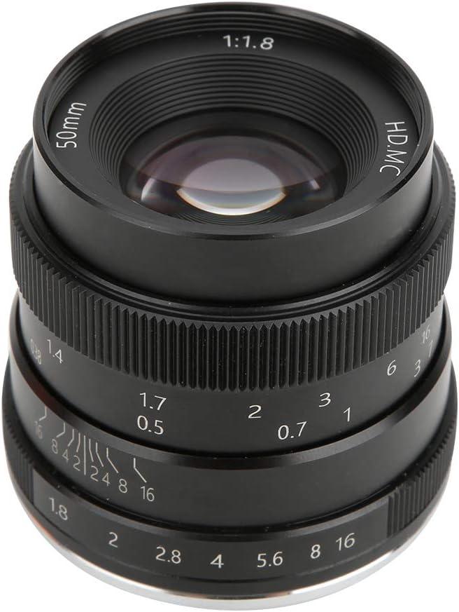 50mm Fixed Focal Lens Half Frame online shop EF-Mamp M2 F1.8 EOSM Mount outlet for