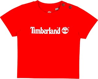 Timberland Kids Short Sleeves TEE-Shirt
