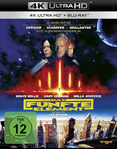 Das fünfte Element (4K Ultra HD) (+ Blu-ray 2D)